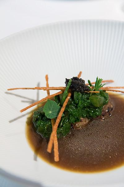 Restaurant Andre Octaphilosophy Artisan
