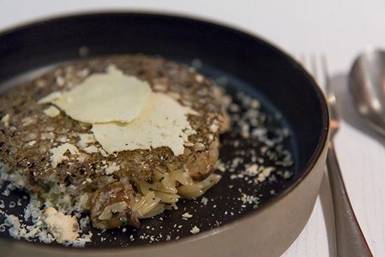 Restaurant Andre Octaphilosophy Texture