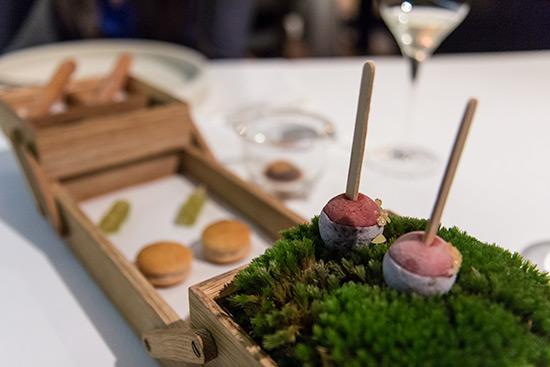 Restaurant Andre Desserts
