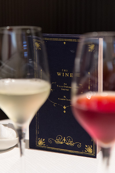 Restaurant Andre Wine List