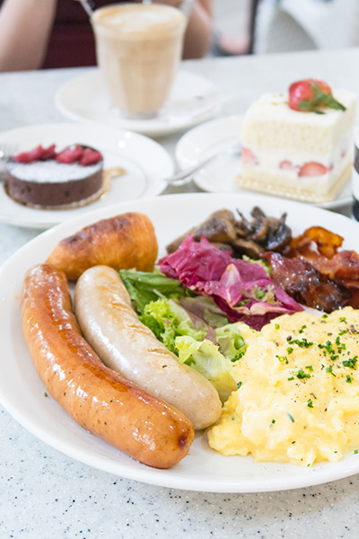 Boufe Boutique Cafe Phoenix Park Big Breakfast