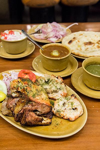 Bukhara New Delhi Tandoor Meats