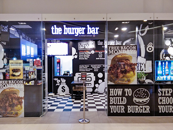 The Burger Bar