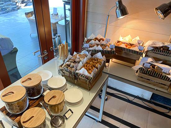 Capella Singapore Breakfast Buffet