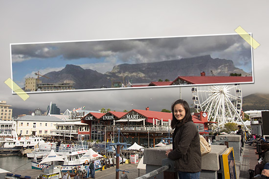 Six Days in Cape Town Itinerary V&A Waterfront