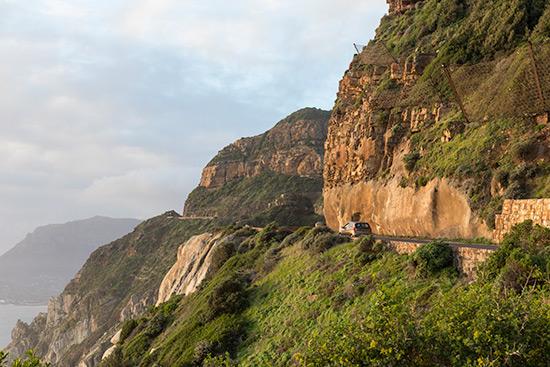 Six Days In Cape Town Chapmans Peak Drive
