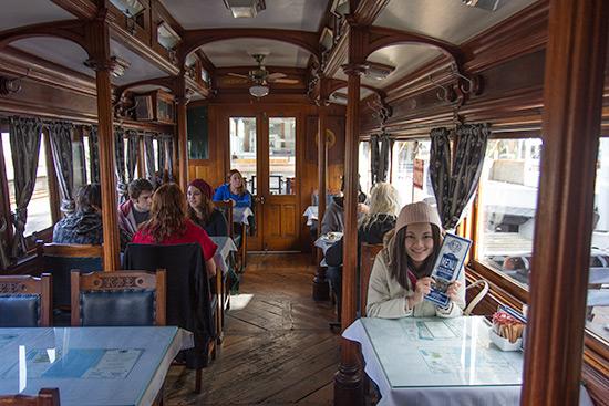 Six Days In Cape Town Kalk Bay Espresso in a Train