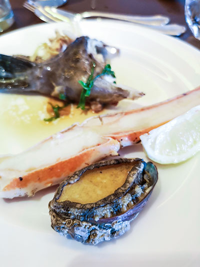 Clipper Lounge Mandarin Oriental Hong Kong Sunday Brunch Cold Seafood