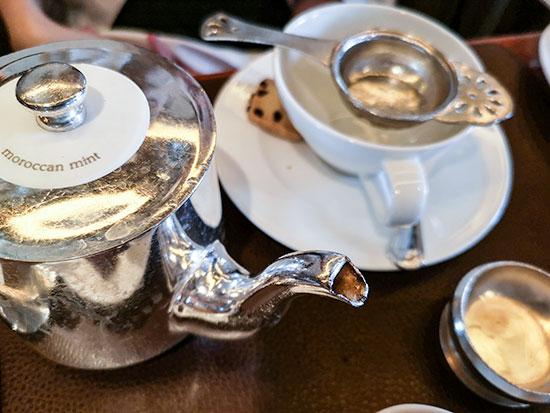 Clipper Lounge Mandarin Oriental Hong Kong Sunday Brunch Tea