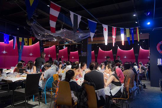 Tung Lok Dancing Crab Restaurant