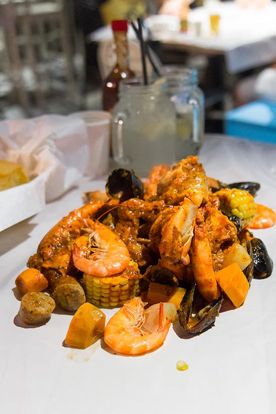 Tung Lok Dancing Crab Seafood Combo Bag 1
