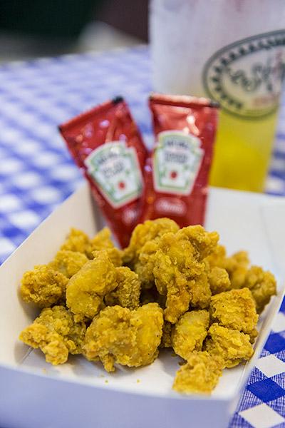 DeBurg Popcorn Chicken