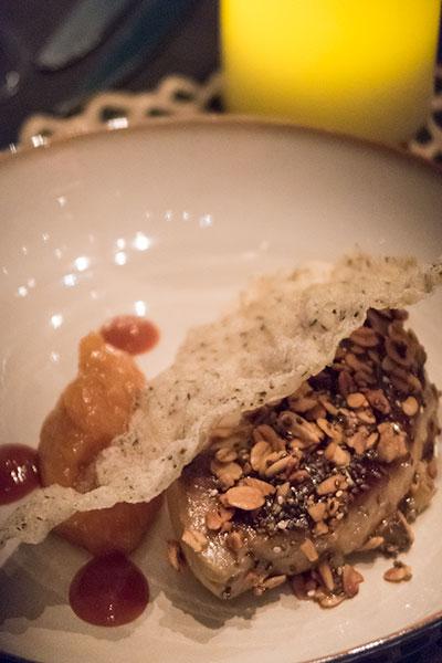Equinox Restaurant Singapore Foie Gras