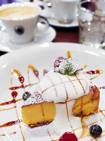 Kantaro Sweet Tooth Salaryman ESSE DUE Creme Caramel Pudding Cake