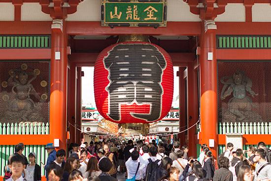 Asakusa Sensojii Temple