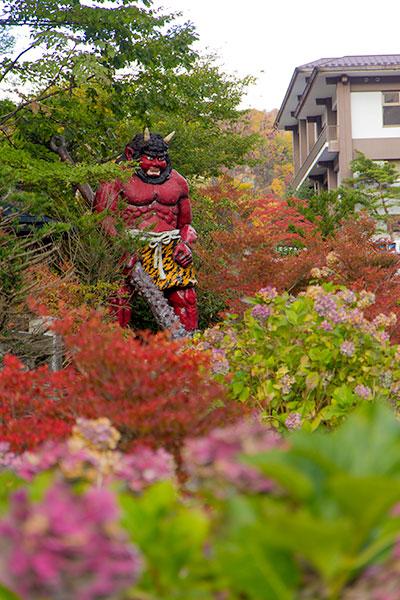 Hokkaido Autumn Guide Noboribetsu Onsen