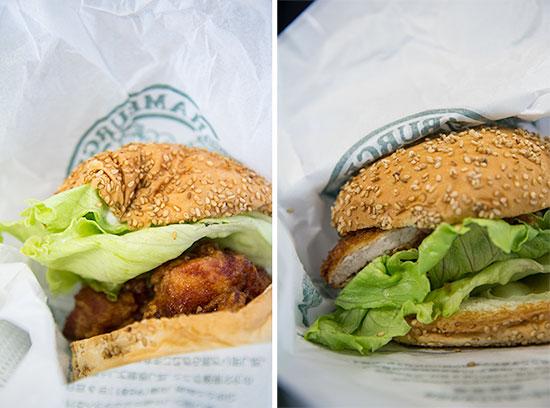 Hokkaido Autumn Guide Lucky Pierrot Burgers