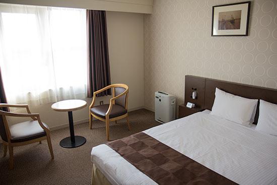 Hokkaido Autumn Guide Hakodate Grand Hotel