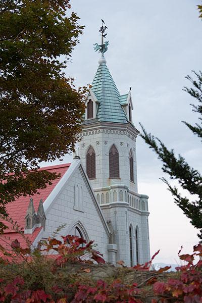 Hokkaido Autumn Guide Hakodate Motomachi