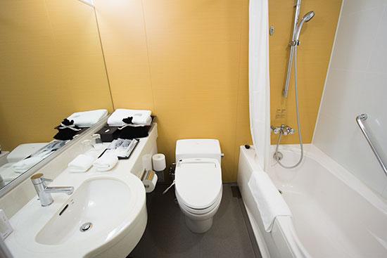 Hotel Niwa Tokyo Bathroom