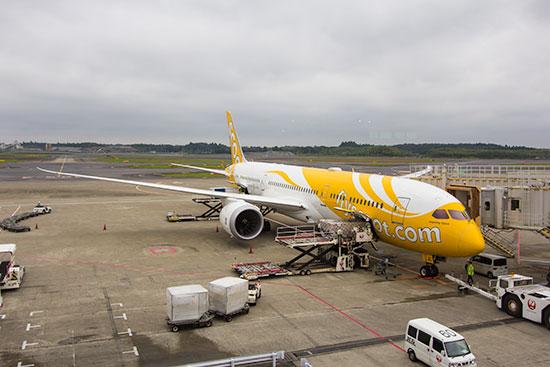 Hokkaido Autumn Guide FlyScoot ScootBiz Narita to Singapore
