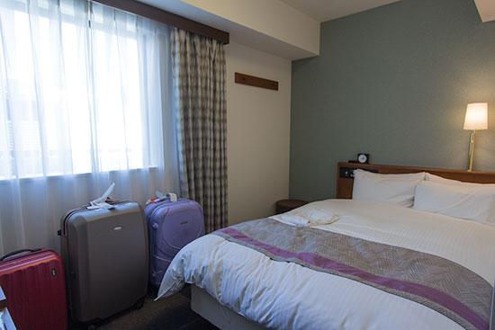 Hokkaido Autumn Guide Sapporo Richmond Hotel Odori