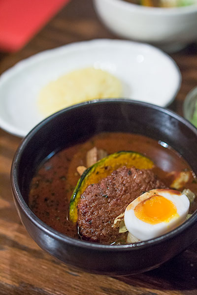 Hokkaido Autumn Guide Dominica Soup Curry