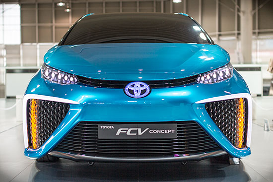 Toyota Megaweb Odaiba