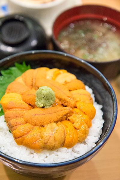 Hokkaido Autumn Guide Hakodate Uni Murakami