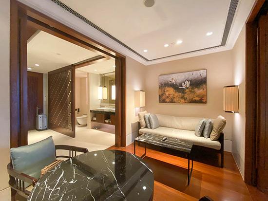 The Capitol Kempinski Hotel Singapore Stamford Suite