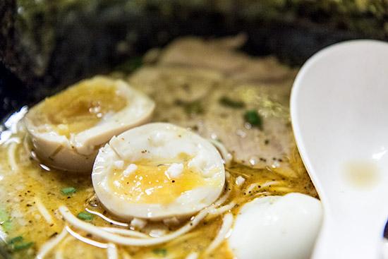 Ramen Keisuke Tonkotsu King Ajitama Half Boiled Egg