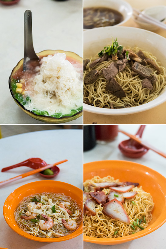 Kuching Waterfront Food Guide