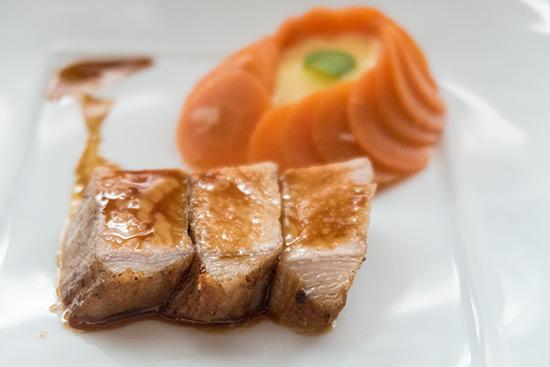 Les Amis Singapore Pork Loin