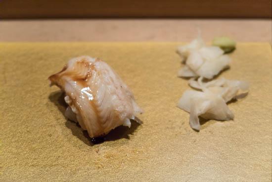 Mantenzushi Marunouchi Tokyo Anago Sushi
