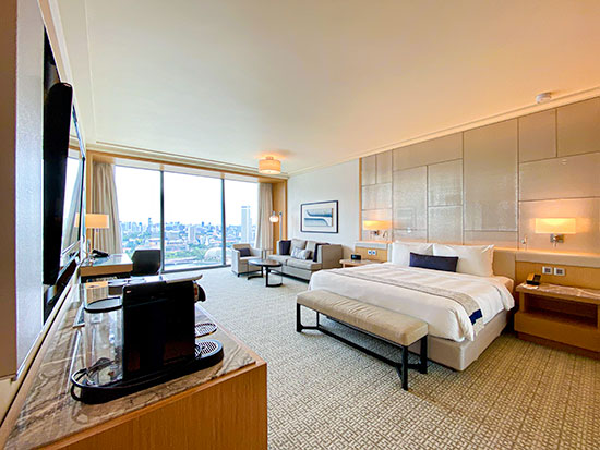 Marina Bay Sands Singapore Executive Room City View