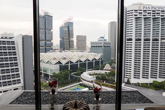 Mandarin Oriental Singapore Oriental Club Lounge