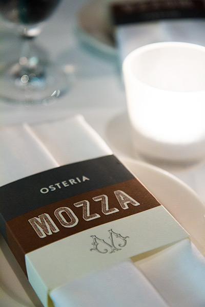 Osteria Mozza Best Italian Restaurant in Singapore