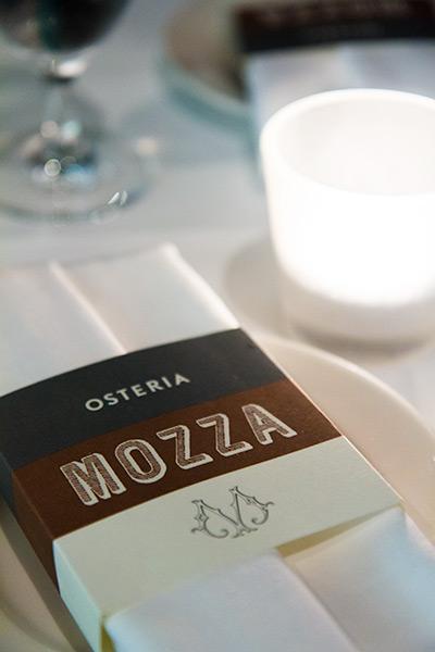 Osteria Mozza Best Italian Restaurant in Singapore
