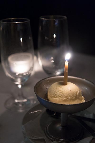 Osteria Mozza Best Italian Restaurant in Singapore Vanilla Gelato