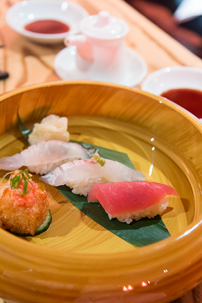 Nobu Melbourne Omakase Sushi Platter