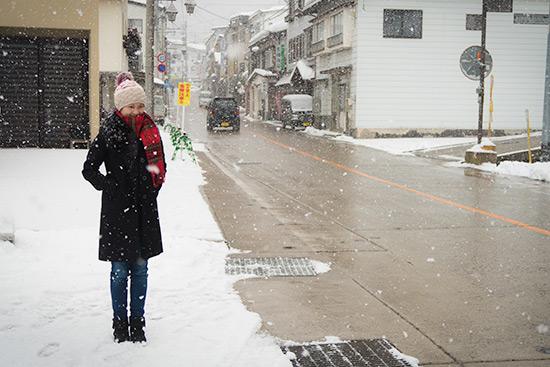 Japan Winter Itinerary Nozawa Onsen