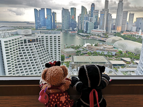 Pan Pacific Singapore Staycaytion Harbour Studio