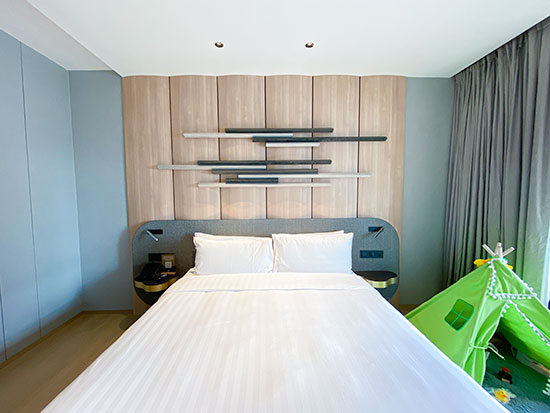 Parkroyal Collection Marina Bay Lifestyle King Room
