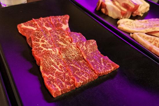 Pujim BBQ Boneless Beef Rib