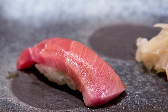 Singapore Best Omakase Sushi Shinji by Kanesaka Chutoro Sushi
