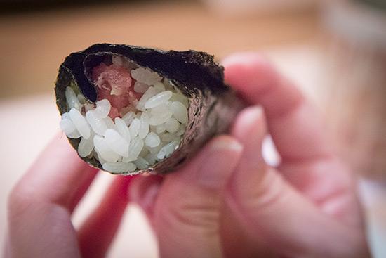 Singapore Best Omakase Sushi Shinji by Kanesaka Negi Toro Maki