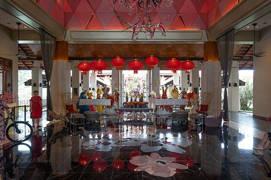 Sofitel Sentosa Resort & Spa Lobby