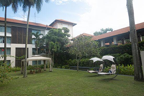 Sofitel Sentosa Resort & Spa Grounds