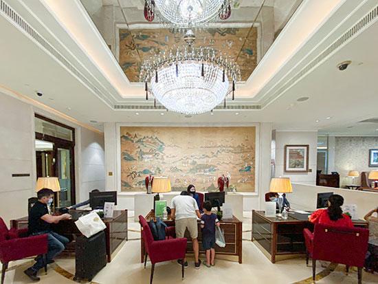 St Regis Hotel Singapore
