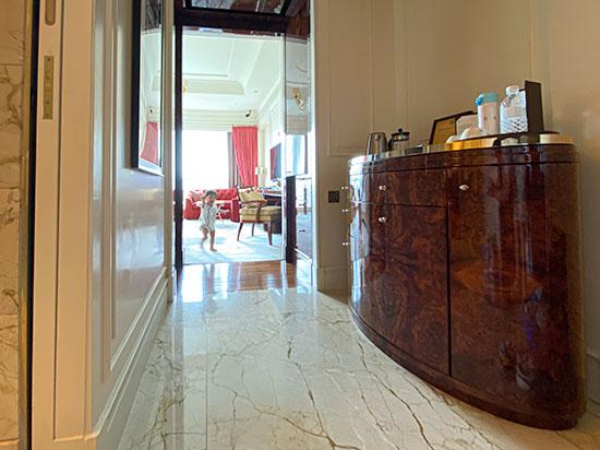 St Regis Hotel Singapore Grand Deluxe Room